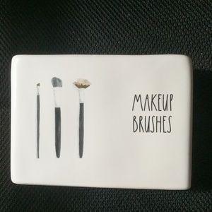Rae Dunn Makeup brush holder